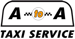 A to A Taxi Services Logo